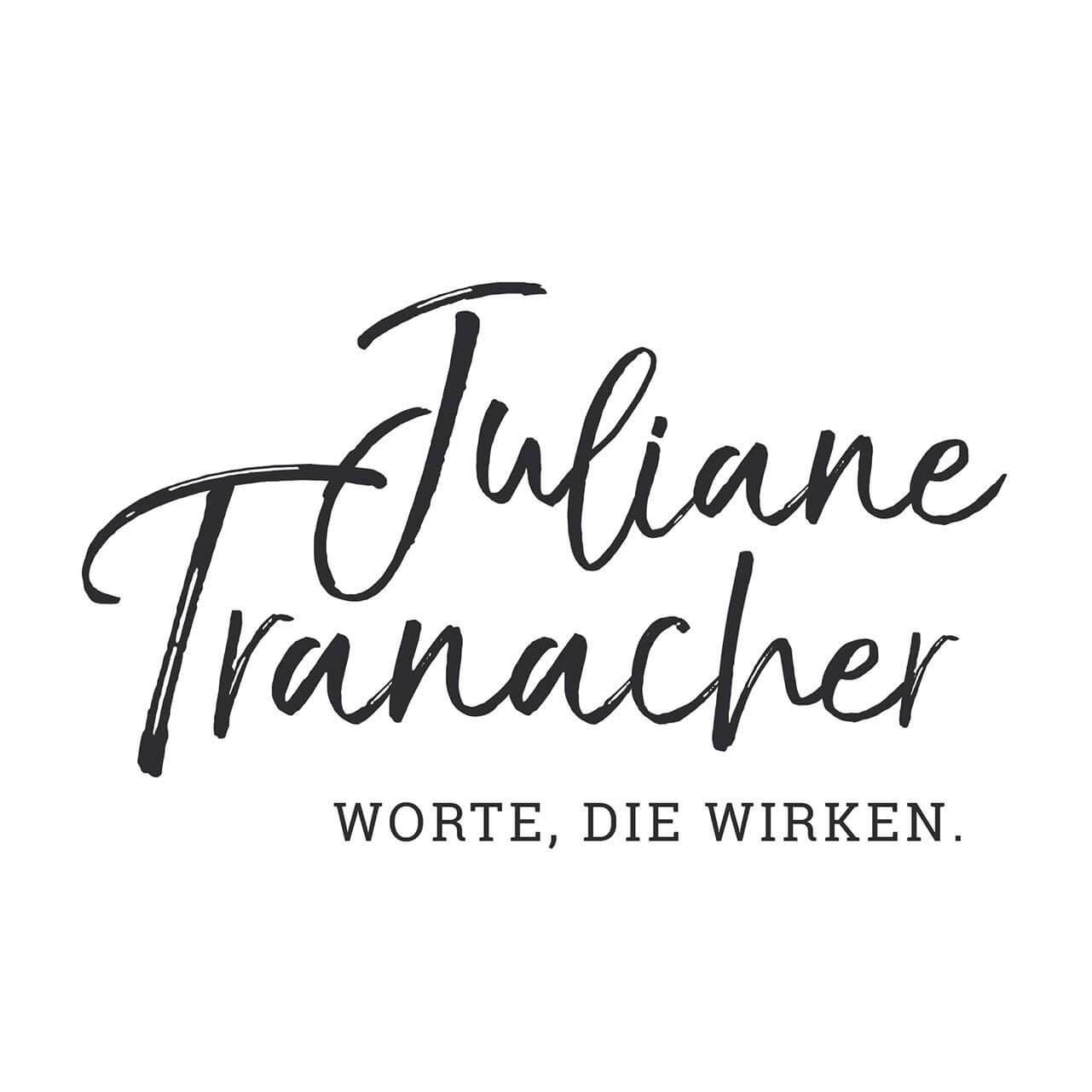 Corporate Design für Juliane Tranacher aus Hamburg